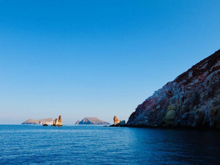 Rocks formations at Milos Greece, Greek Cyclades Travel Blog
