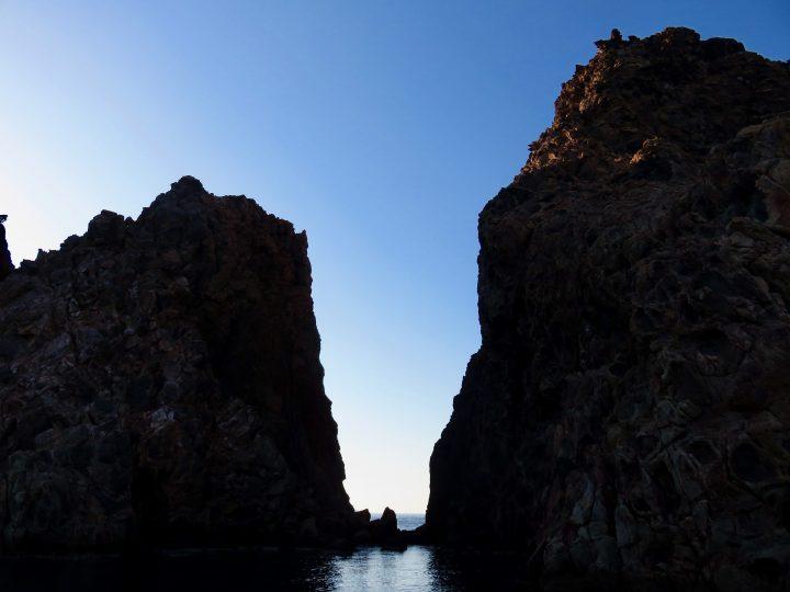 Rocks Sunset Milos Greece, Greek Cyclades Travel Blog