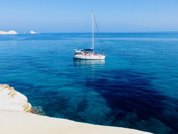 Sailing Trip Milos Greece, Greek Cyclades Travel Blog