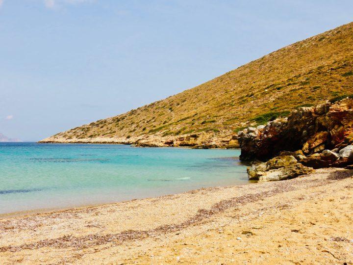 Theodoti Beach Ios Greece, Greek Cyclades Travel Blog