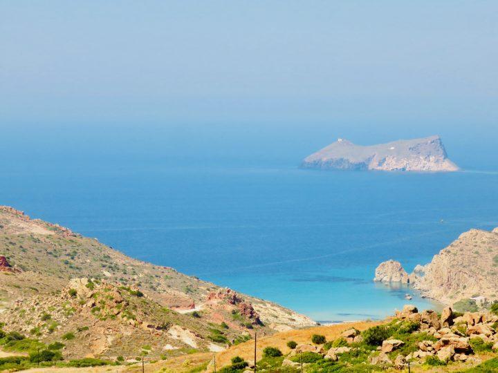 View Plaka Milos Greece, Greek Cyclades Travel Blog