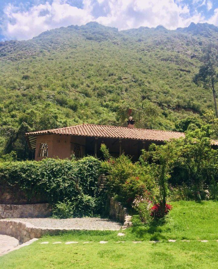 School and Hotel Arco Iris Sacred Valley Peru, Travel Blog Peru