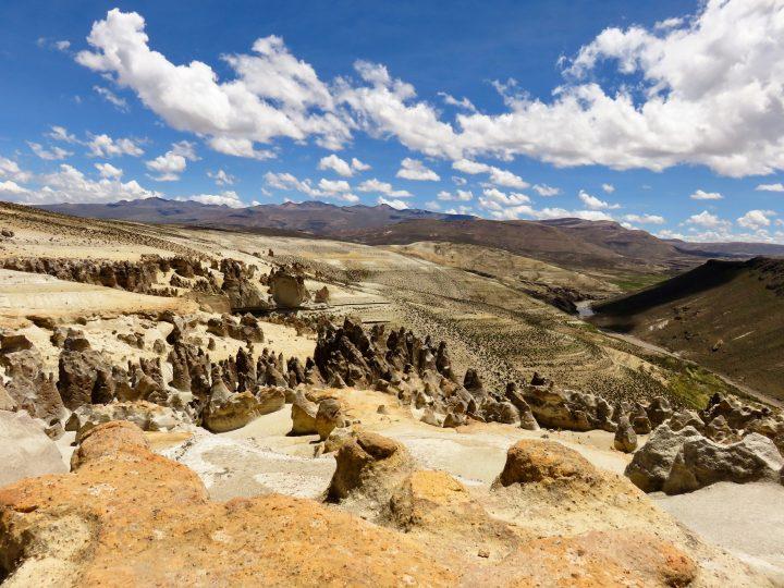 Chogolaqa highlight around Arequipa Peru, Travel Blog Peru