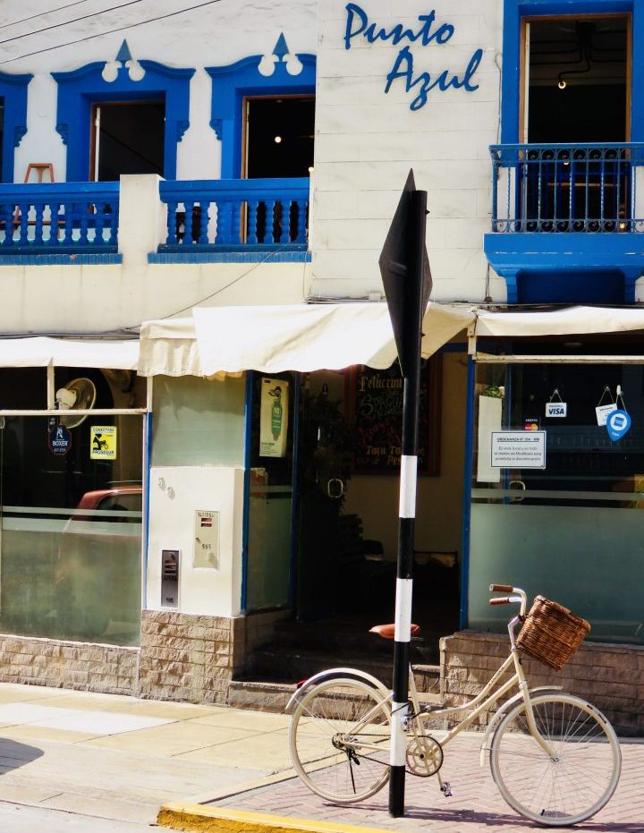 El Punto Azul, Lima Peru, Travel blog Peru