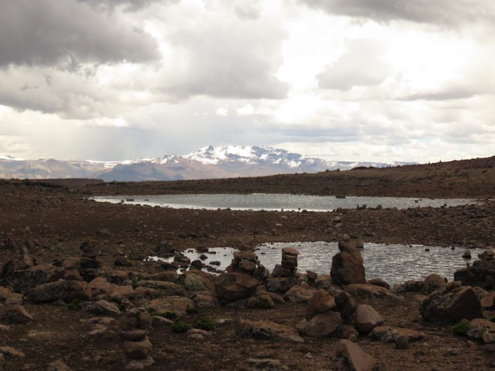 Highest point Arequipa Peru, Travel Blog Peru