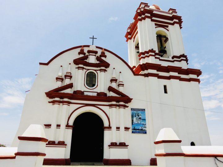 Iglesia de Huanchaco Peru, Travel Blog Peru