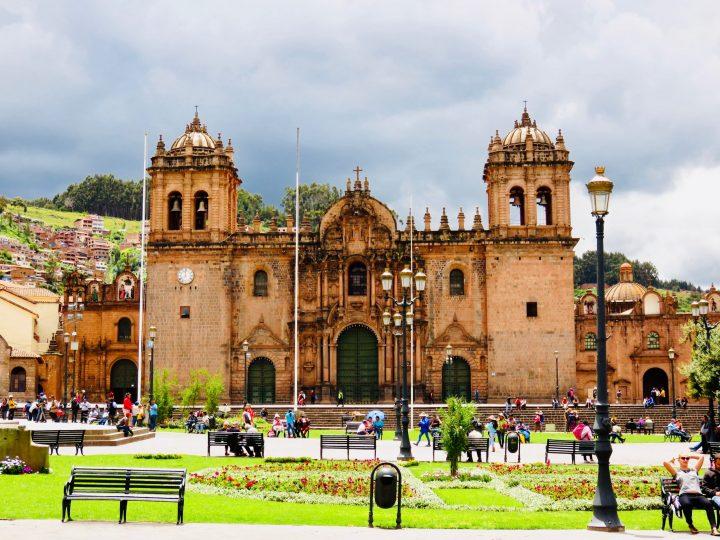 La Cathedral in Cusco Peru, Travel Blog Peru