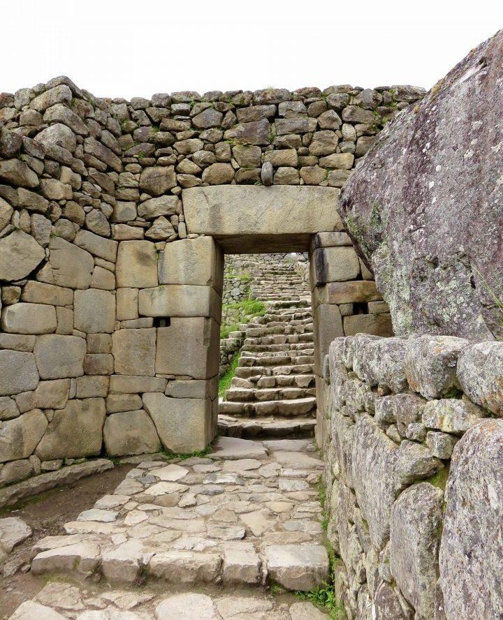 Main Gate Machu Picchu Peru, Travel Blog Peru