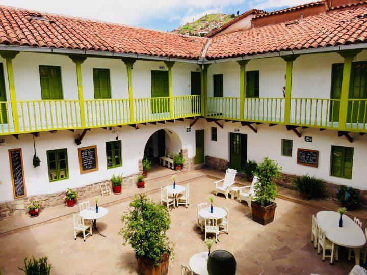 Dutch owned Niños Hotel with a good cause in Cusco Peru, Travel Blog Peru