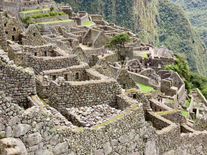 Old City Machu Picchu Peru, Travel Blog Peru