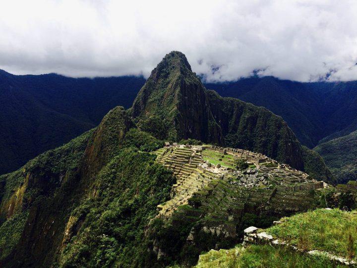 Overview Machu Picchu Peru, Travel Blog Peru