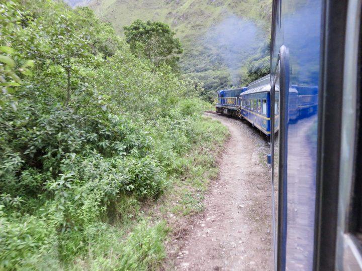 Perurail Machu Picchu Peru, Travel Blog Peru