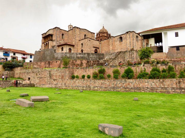 Qorikancha site in Cusco Peru, Travel Blog Peru