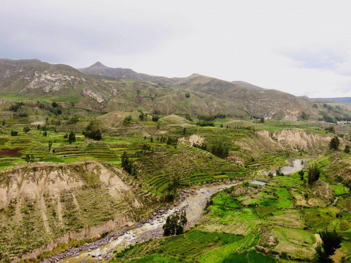 Valley Canyon Arequipa Peru, Travel Blog Peru