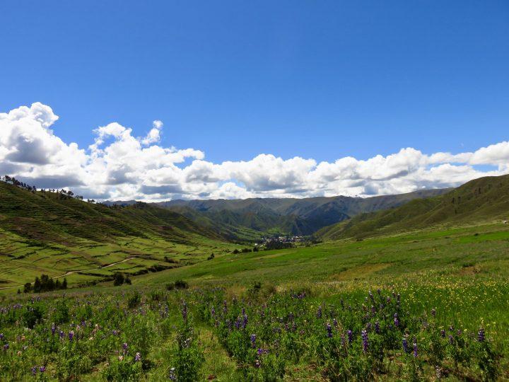 Overview Sacred Valley Peru, Travel blog Peru