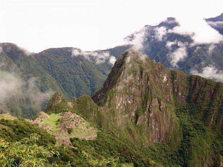View Sun Gate Machu Picchu Peru, Travel Blog Peru