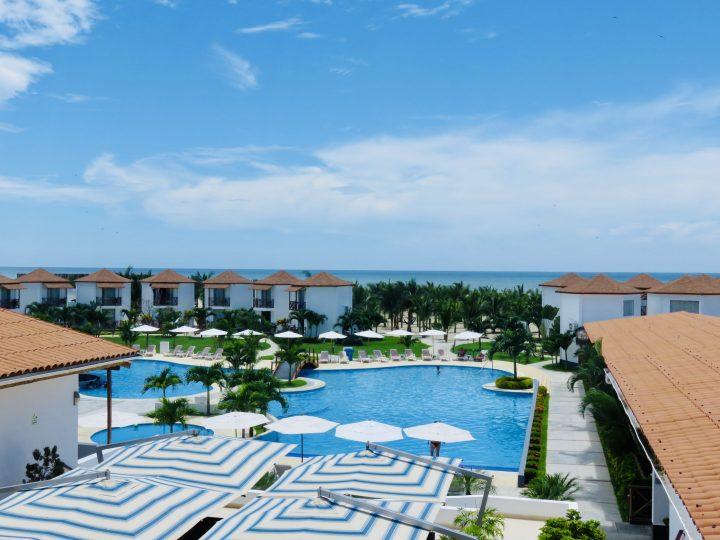 Resort Hotel Cas Andina in Zorritos Máncora Peru, Travel Peru blog