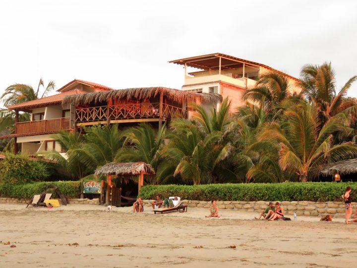 Hotel Las Olas in Máncora Peru, Travel Blog Peru