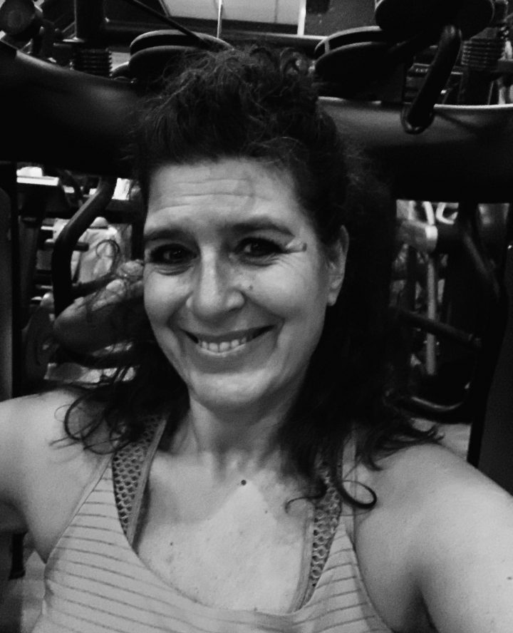 Let Me Inspire You working out at the Gym Smile , blog Body Health