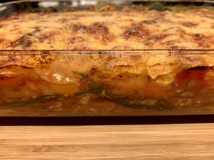 Vegetable Lasagna, Food blog with recipe and inspirations