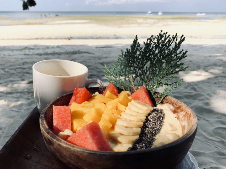 Beach Bar Restaurant at Siquijor Philippines Travel Blog