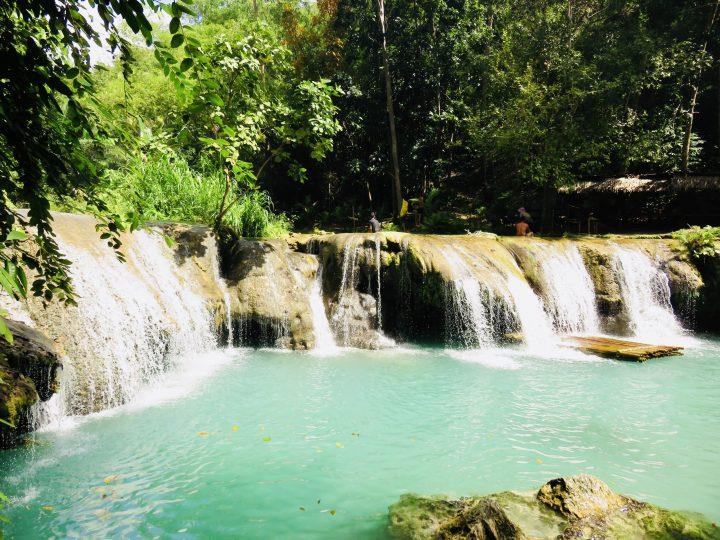 Cambughay Falls Siquijor Philippines Travel Blog