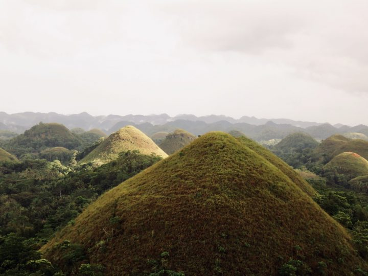 Chocolate Hill Bohol Philippines Travel Blog