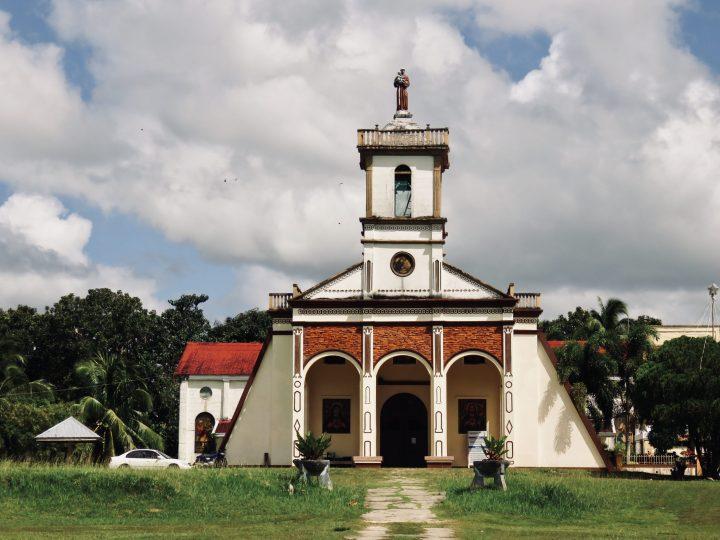 Church Bohol Philippines Travel Blog