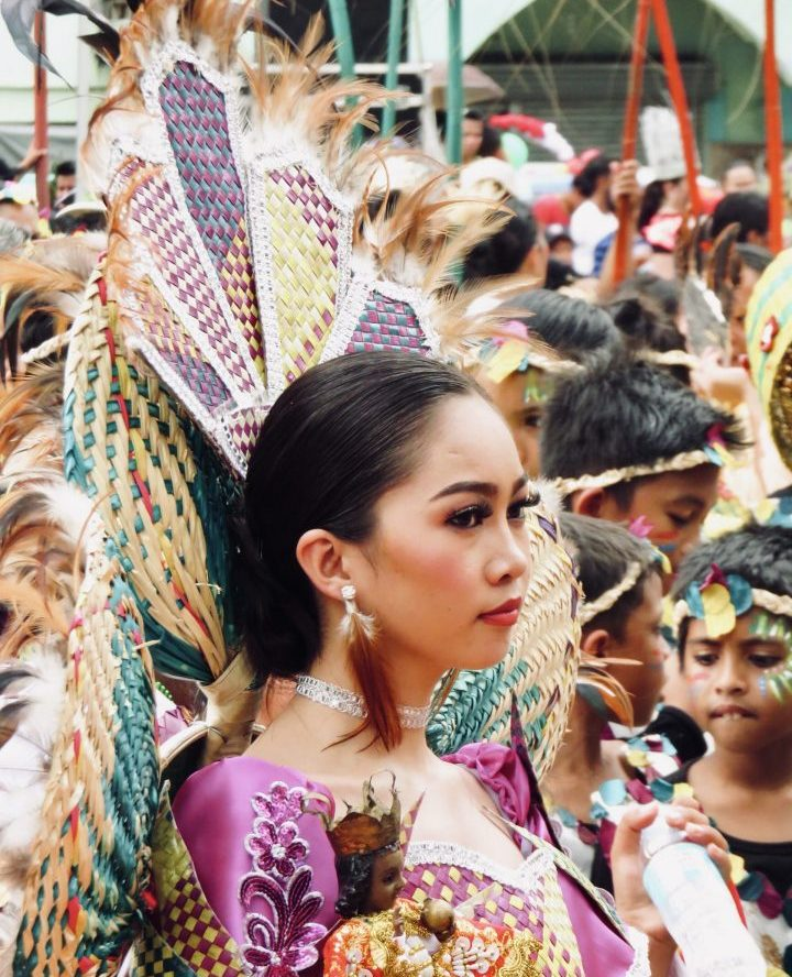 Filipina Dress Bohol Philippines Travel Blog