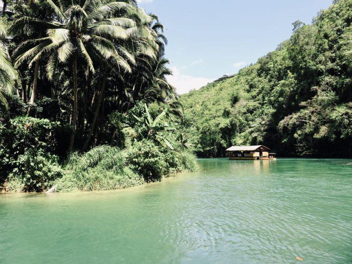 Loboc River Bohol Philippines Travel Blog
