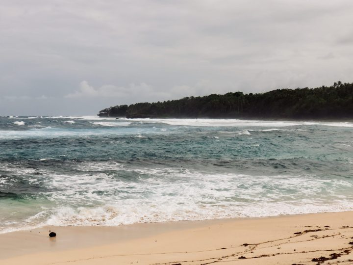 Pacifico Beach Surfing Siargao Philippines Travel Blog