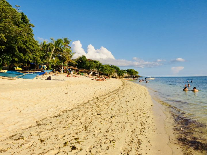 Paliton Beach Siquijor Philippines Travel Blog