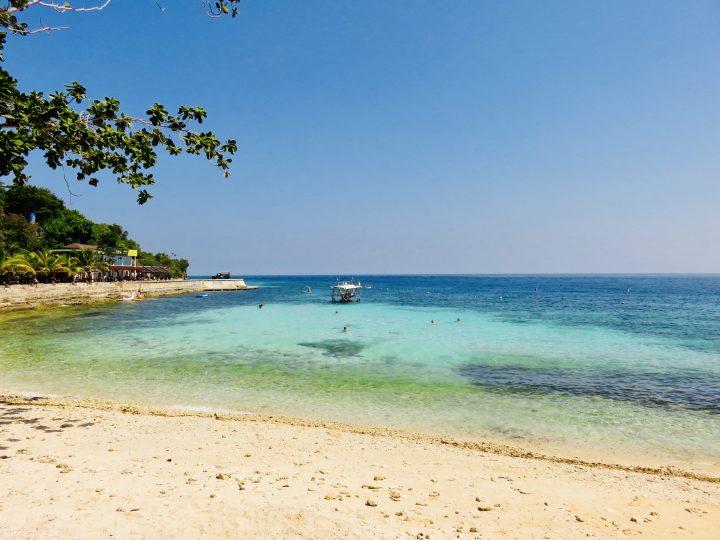 Salagdoong beach Siquijor Philippines Travel Blog