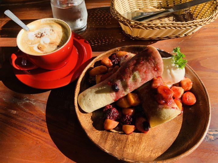 Shaka Cafe restaurant Alona Beach on Bohol Philippines Travel Blog