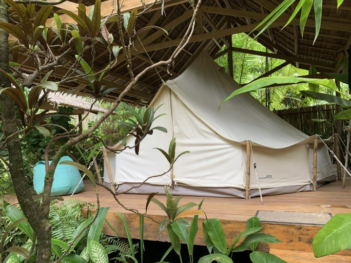 Soultribe Beach Retreat, glamping at Siargao Philippines Travel Blog