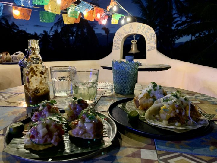 Zicatela Mexican Restaurant on Siargao Philippines Travel Blog