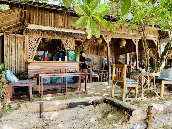 Bella Vita restaurant Corong Corong El Nido Palawan Philippines Travel Blog
