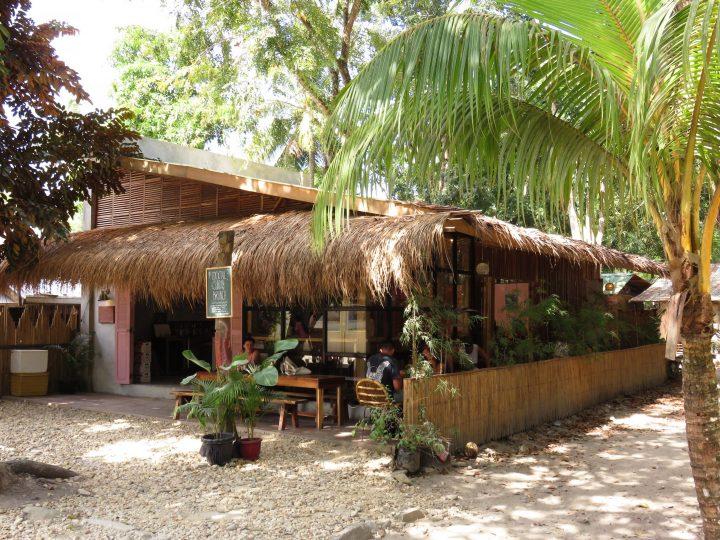 Bikini Cafe Port Barton Palawan Philippines Travel Blog