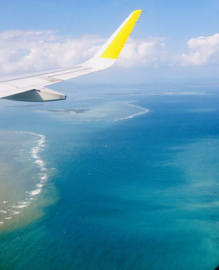 Cebu Air flight to Port Barton Palawan Philippines Travel Blog
