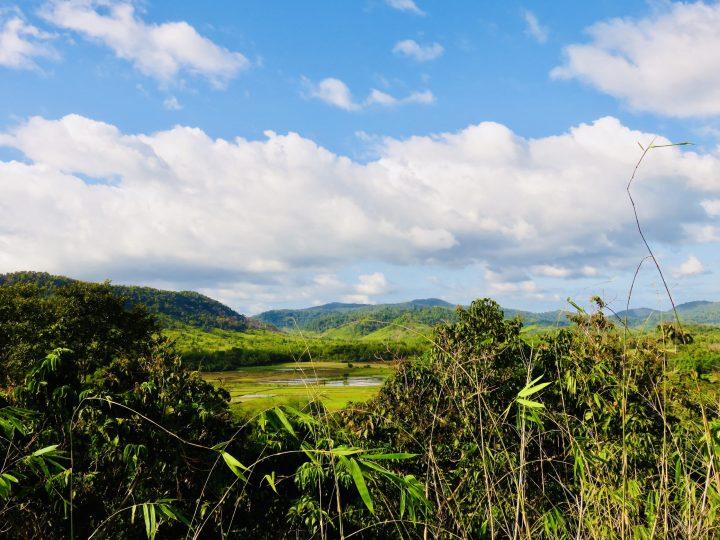Landscape valley Coron Palawan Philippines Travel Blog