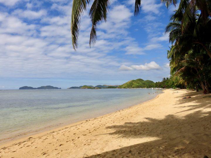 Ocam Ocam Beach Coron Palawan Philippines Travel Blog