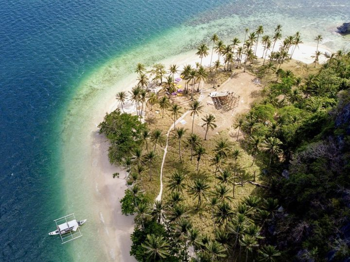 Pinagbuyatan Island 2 El Nido Palawan Philippines Travel Blog