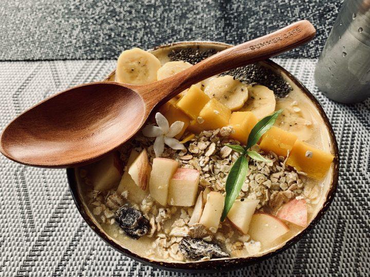 Fruit Bowl Summer Cafe and Bar Coron Palawan Philippines Travel Blog