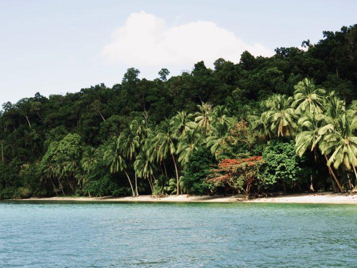White Beach Port Barton Palawan Philippines Travel Blog