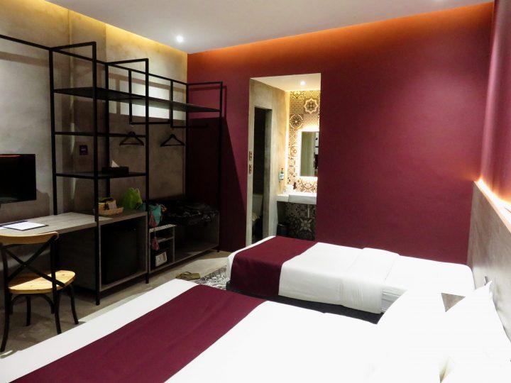 Room at Zenvea Hotel Coron Palawan Philippines Travel Blog