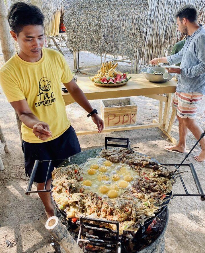 Breakfast Food TAO Experience Philippines Travel Blog