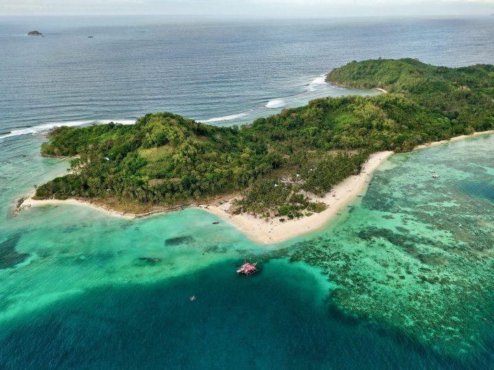 Drone Darocotan Island TAO Experience Philippines Travel Blog