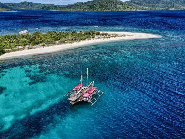 Drone Manlihan Cobra Island TAO Experience Palawan Philippines Travel Blog