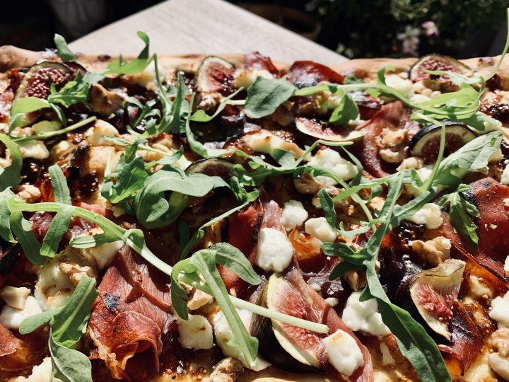 Flammkuchen ready Food; Food Blog Recipes and Inspirations