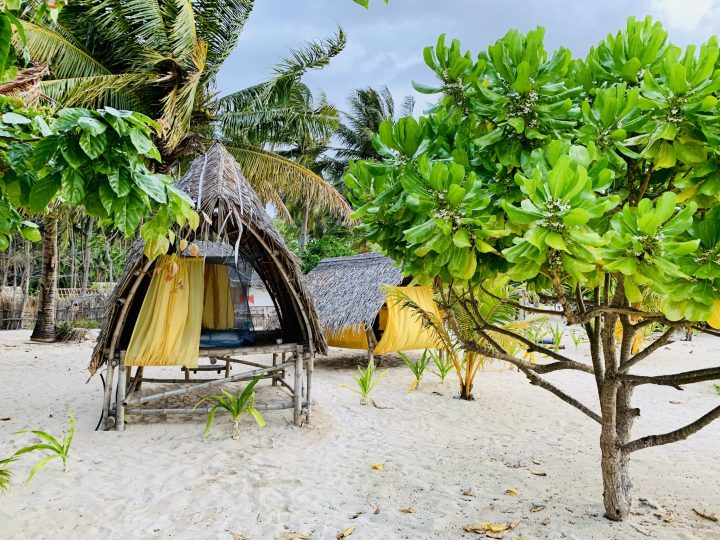 Island Life Darocotan Huts TAO Experience Philippines Travel Blog